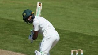 Shafiq's 186* keeps Pakistan in hunt against Northamptonshire on Day 3