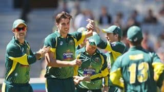 Australia vs South Africa, 4th ODI at Melbourne