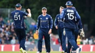Scotland set to host New Zealand for one-off ODI in 2020