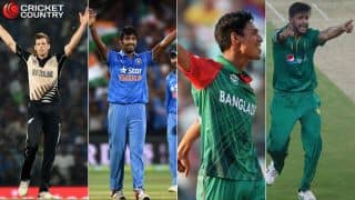 Year-ender 2016: Top 10 T20I bowling performances
