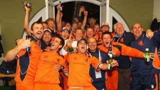 When Netherlands pipped England at the post in the ICC World T20 2009