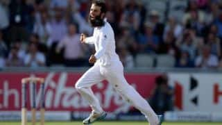 Moeen Ali unfazed by racist sledge from Australia spectators