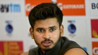 Shreyas Iyer to lead Mumbai in Mushtaq Ali T20 Super League stage