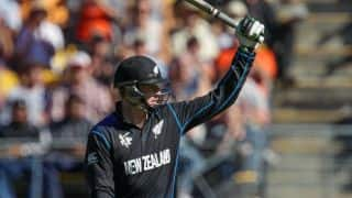 Martin Guptill scores 2nd ODI 150 against West Indies in ICC Cricket World Cup 2015 quarter-final