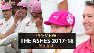 Sydney sets up the final Ashes thunder