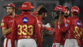 IPL 2018, Match 12: KXIP survive MSD scare to end CSK's winning streak