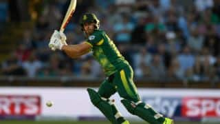 South Africa fined for slow over-rate during 1st ODI vs England