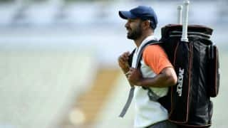 ICC World Cup 2019: Shikhar Dhawan has been ruled out due to thumb injury for three weeks