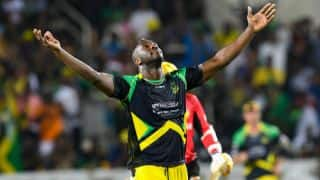JT 95/1, 12.5 overs | Guyana Amazon Warriors vs Jamaica Tallawahs, CPL 2016, Final, Live Updates: JT win by 9 wickets
