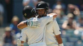 New Zealand vs Pakistan: Kane Williamson backs Ross Taylor to bounce back