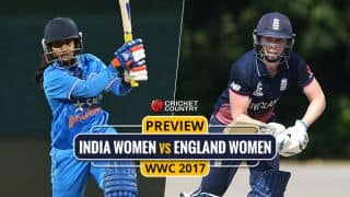 India vs England, ICC Women's World Cup 2017 preview and likely XIs: Battle of the equals