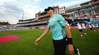 "Taunton crowd not ""anti-social, homophobic or racist"": Somerset CEO after Tom Curran controversy"