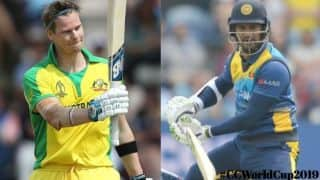 SL vs AUS, Match 20, Cricket World Cup 2019, LIVE streaming: Sri Lanka opt to bowl, Teams, time in IST and where to watch on TV and online in India
