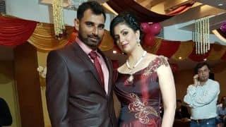 मैच फिक्सिंग मामले में बीसीसीआई के अधिकारियों ने की मोहम्मद शमी की पत्नी से पूछताछ