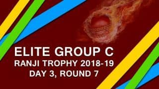 Ranji Trophy 2018-19, Elite C, Round 7, Day 3: Jharkhand set Services 270 runs to win