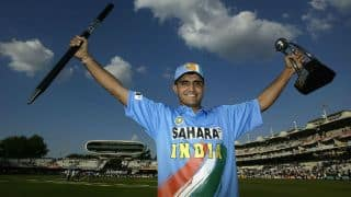 Sourav Ganguly: The catalyst behind India's future success