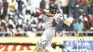 India vs South Africa, 3rd Test: Rohit Sharma becomes only 2nd Indian opener to score three or more centuries in a Test series