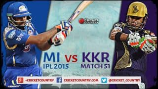 Mumbai Indians vs Kolkata Knight Riders, IPL 2015 Match 51 Preview