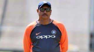 CAC getting charged with Conflict of Interest could impact Ravi Shastri's job as India head coach