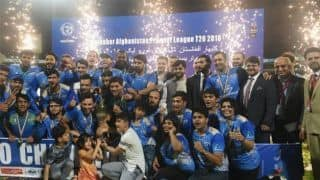 BCCI turns down ACB's request to host Afghanistan Premier League in India