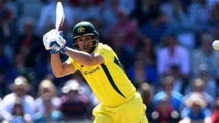 Aaron Finch becomes first player in T20Is to reach 900-point mark