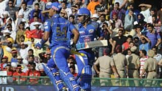 Mumbai Indians openers start well in run-chase against Chennai Super Kings in IPL 2015
