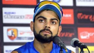 Virat Kohli: Nothing changes in our head when we face Pakistan