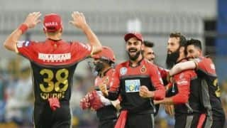 Indian T20 League: Bangalore's full group stage schedule