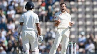 India vs England, 4th Test: India lose three wickets in pursuit of 245