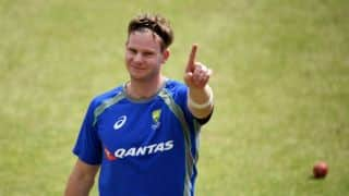 Australia land in India for 5-ODI, 3-T20I series