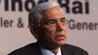 Players from Ladakh can represent Jammu and Kashmir in Ranji Trophy: Vinod Rai