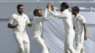 Indian Test cricketers' fees doubled by BCCI