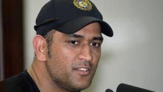 MS Dhoni: Did not want to risk Ishant Sharma's finger injury in India vs Australia 2015-16, 1st ODI