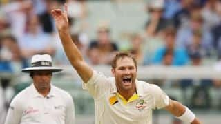 Ryan Harris on course to become quickest paceman to take 100 Test wickets for Australia