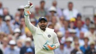 India vs England 2018: Rishabh Pant becomes first indian wicketkeeper to take 5 catches in debut innings