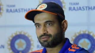Irfan Pathan: Cannot bear the pain of not playing cricket for India