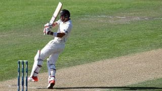 Bracewell working hard on his batting to become all-rounder