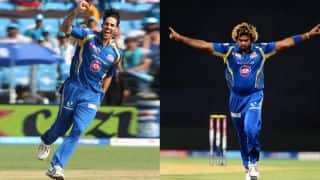 IPL 7 Player Retentions: Mumbai Indians gamble by leaving out Mitchell Johnson for Lasith Malinga