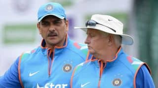 Ravi Shastri, Duncan Fletcher miss India's first tour game in Australia