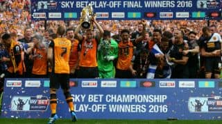 EPL 2016-17: Hull City earn promotion