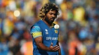 Lasith Malinga appointed Sri Lanka captain for 4th ODI vs India