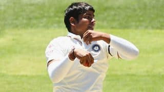 Karn Sharma eyes India comeback in Test cricket