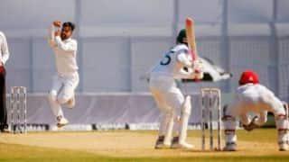 BAN vs AFG: राशिद के 5 विकेट हॉल, इब्राहिम जादरान की बड़ी पारी से 374 रन की बढ़त पर अफगानिस्तान