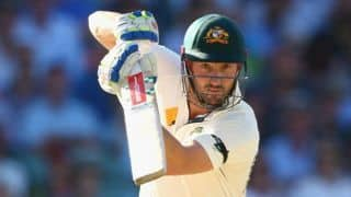 Shaun Marsh played 163 run inning in Sheffield Shield match ahead of Test series against India