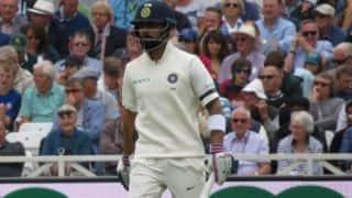 नाटिंघम टेस्ट में काली पट्टी बांधकर खेलने उतरी टीम इंडिया, ये है वजह