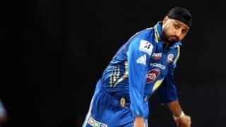 मुंबई टीम को हरभजन सिंह के अनुभव की कमी खलेगी: अनिल कुंबले