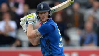 Stokes ruled out of Scotland ODI; to miss initial part of Australia series