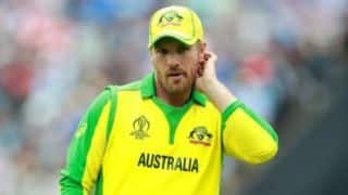 Aaron Finch on Ravindra Jadeja's replacement: Can't challenge doctor's decision on concussion substitute