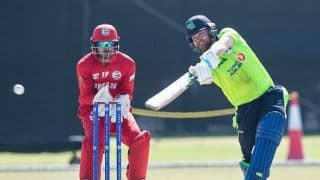 Ireland to compete in five-team series ahead of T20 World Cup Qualifier