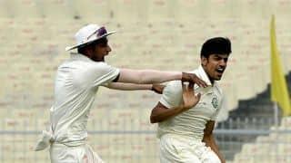 Rajneesh Gurbani: Became emotional after watching coach Chandrakant Pandit happy
